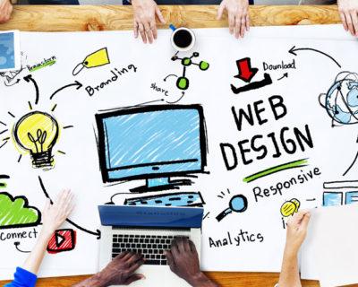 Webdesign (HTML5, CSS3, jQuery)