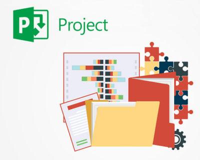 Plánování projektů v Microsoft Project